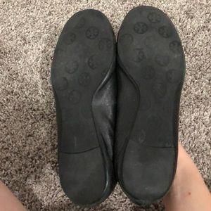 Tory Burch Shoes - Black Reva Tory Burch Flats